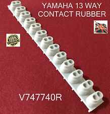 V747740R Rubber contact 13 KEY for Yamaha Original Tyros DGX500 PSRS550 PSRS650