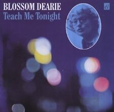 Blossom Dearie Teach Me Tonight CD NEW SEALED Jazz