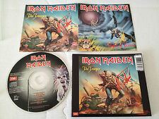 IRON MAIDEN flight of icarus / the trooper CD First 10 years UK CDIRN 5