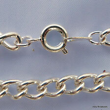 "Charm bracelets wholesale Silver plated 7.5"" multiples of 50. Bolt ring clasp."