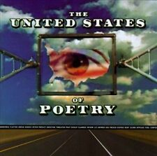 United States of Poetry by Various Artists (CD, Mar-1996, Mercury) BRAND NEW
