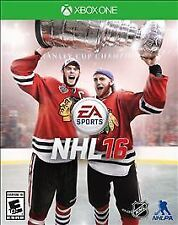 NHL 16 (Microsoft Xbox One, 2015)