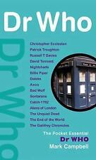 Dr. Who by Mark Campbell (2005, Paperback)