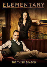 Elementary: The Third Season (DVD, 2015, 6-Disc Set)-1727-253-016