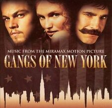 Various Artists Gangs of New York CD ***NEW***