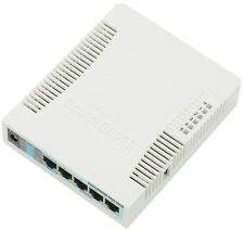 MIKROTIK Routerboard RB951G-2HnD WIRELESS 5xPORT GIGABIT ROUTER (RB 951G 2HnD)