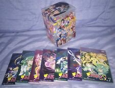 Pretty Soldiers Sailor Moon S Lot 7 DVD + Box - Collector - Japan