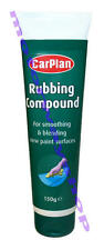 Rubbing Compound Carplan For New Paint Surfaces 150g
