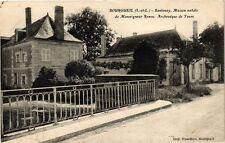 CPA  Bourgueil (I.-&-L.) - Santenay,Maison natale de Monsigneur Renou  (229370)