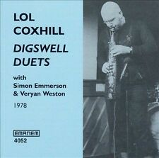 Digswell Duets by Lol Coxhill (CD, 1979)