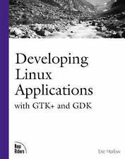 Linux GUI Application Development by Eric Harlow (Paperback, 1999)