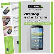 Samsung Galaxy K Zoom Pellicola Prottetiva Antiriflesso Proteggi Schermo