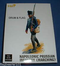 HAT 9317 PRUSSIAN INFANTRY MARCHING. 1/32 SCALE X 18 FIGURES.