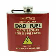 Dad Gift - Novelty Vintage Style Hip Flask HM718