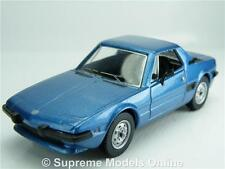 FIAT X1.9 X19 MODEL CAR 1:43 SCALE BLUE SPORTS X 19 NOREV K8967Q