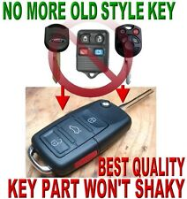 FORD EXPLORER EXPEDITION TRANSPONDER CHIP KEY KEYLESS ENTRY TRANSMITTER REMOTE W