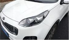 Faros marco cromo cubierta Kia Sportage bj2016
