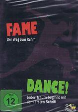 DOPPEL-DVD NEU/OVP - Fame - Der Weg zum Ruhm / Dance! - Jeder Traum beginnt...