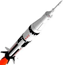 Semroc Flying Model Rocket Kit Saturn 1B  KS-1