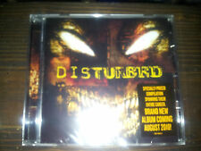 cd DISTURBED DISTURBED