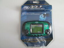 "HANDHELD ELECTRONIC GOLF GAME PRECISION POWER PERFORMANCE 6""X3""X1"" BLACK/GREEN*"