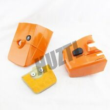AIR FILTER + AIR FILTER COVER + SHROUD TOP ENGINE COVER FOR STIHL MS360 036 PRO