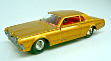 Kingsize K-21A Mercury Cougar goldmetallic