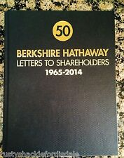 Berkshire Hathaway Letters to Shareholders 1965-2014 Warren Buffett - 50 YEARS