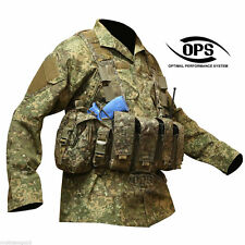 O.P.S/UR-TACTICAL Enhanced Combat Chest Rig in PENCOTT-BADLANDS
