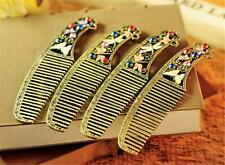 Comb Hair Beautiful Vintage Exquisite Butterfly Comb Dragonfly Comb Hair Tool