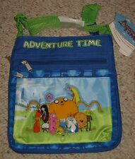 COOL!! ADVENTURE TIME SHOULDER BAG / TOTE BAG LICENSED PRODUCT BRAND NEW!!