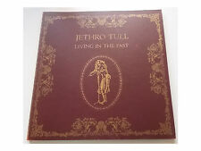 Jethro Tull ‎–Living In The Past - 2 LP  FOC Booklet -  German 1st press Booklet