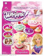 WHIPPLE Craft fun Creme CUPCAKES SET Baking Cooking Desert Toy FAST POST