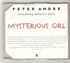 (FZ838) Peter Andre ft Bubbler Ranx, Mysterious Girl - 1996 DJ CD