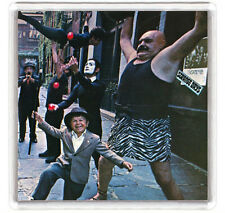 THE DOORS - STRANGE DAYS LP COVER FRIDGE MAGNET IMAN NEVERA