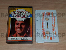 Momento Musical by Ricky King (Cassette) MADE IN ARGENTINA