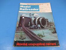 The Model Railroader Magazine August 1973, Roving Uncoupling Ramps