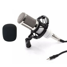 Schwarz Sound Studio Dynamic Mic + Shock Mount BM800 Kondensator Audio Mikrofon