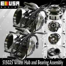 2 PCS FRONT  WHEEL HUB ASSEMBLY for 00-02 Ford F-450 Super Duty 4WD Dually w/ABS