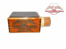 PROTEKTOR MODEL - NEW HANDMADE T-12 CERAMIC TURKEY CALL W/ STRIKER - #1015A