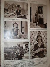 Photo article Princess Paola Ruffo Di Calabria 1959 Queen of Belgium