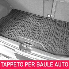 TAPPETO BAULE AUTO RIVESTIMENTO in gomma ANTISCIVOLO COPERTURA  CHEVROLET