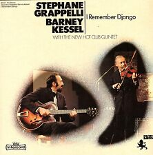 Stephane Grappelli & Barney Kessel - I Remember Django 1971 - VINYL LP MINT