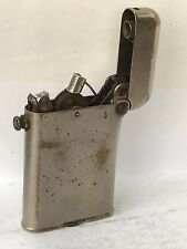 Vintage 1920s Thorens Double Claw Push Button Petrol Lighter