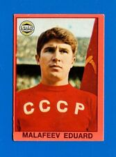 CALCIATORI Mira 1967-68 - Figurina-Sticker - MALAFEEV - URSS -New