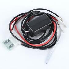 12V DC AUTO CAR LED DAYTIME RUNNING LIGHT RELAY HARNESS DRL CONTROLLER ON/OFF