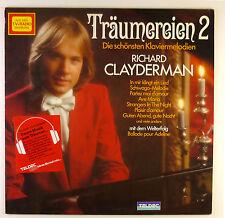 """12"""" LP - Richard Clayderman - Träumereien 2  - B2715 - washed & cleaned"""
