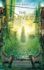 The Heartland Trilogy: The Harvest 3 by Chuck Wendig (2015, Paperback)
