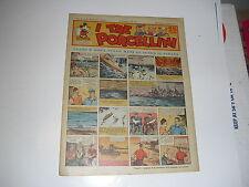 giornale I TRE PORCELLINI  anno III  n 88  (1936 ) originale e raro