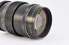 8412619 Pentacon 2.8/135 Exa Exakta Objektiv  Lens  DDR Orestor